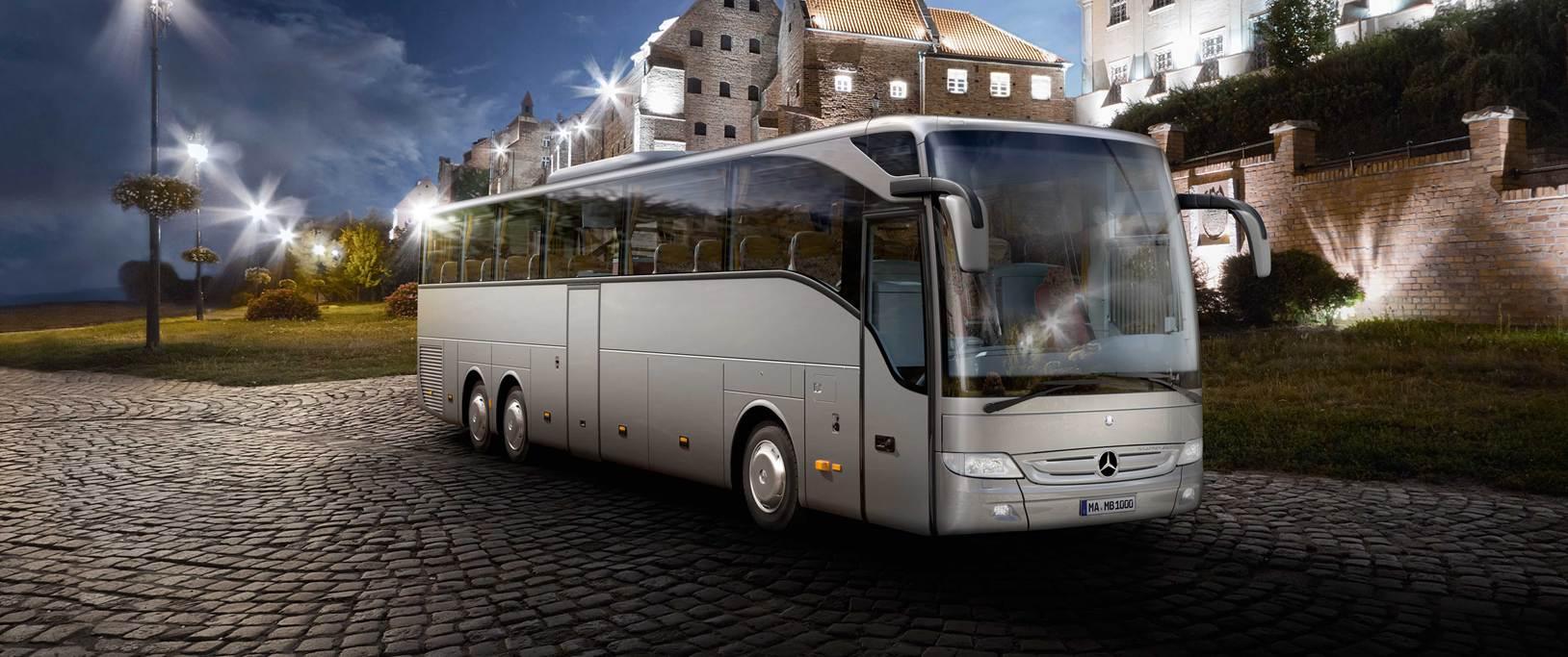 Mercedes benz qatar buses for Mercedes benz qatar